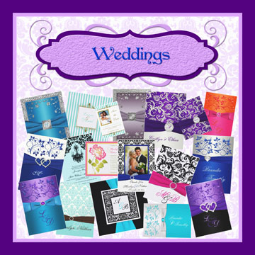 Wedding Invitations and Invitation Sets